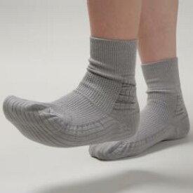 【健康グッズ】転倒予防靴下(つま先アップ)正しい歩行はかかとから着地し、つま先で蹴り上げる。体のバランスが良くなり、足首・ヒザ・腰へ負担がかからない歩行が実現できることに着目。健康器具 高齢者 敬老の日 プレゼント ギフト