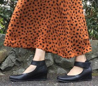 パンプス本革日本製通勤会社冠婚葬祭卒業式入学式営業代引き手数料込み送料無料革靴yurikomatsumotoパンプス痛くない