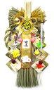 Dr.コパ 2020年風水長しめ飾り☆干支宝袋・大☆【お正月飾り】【お正月リース】【開...