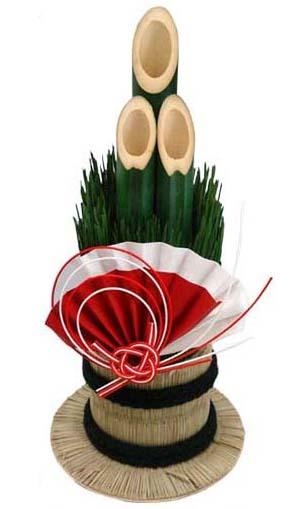紅白ミニ門松【門松】【お正月飾り】