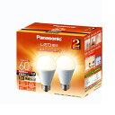 パナソニック LED電球 2個セット 一般電球60形相当 810lm E26口金 7.3W 電球色相当 LDA7LGEW2T[Panasonic]