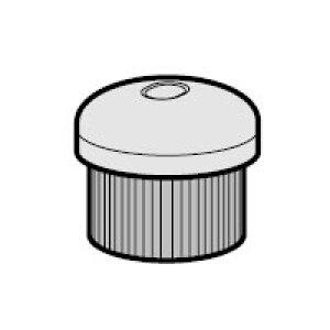 《セール期間クーポン配布!》シャープ サイクロンクリーナー用 カップカバーフィルター(217 137 0121)[SHARP 純正 正規品 交換 部品 パーツ  新品 新しい フィルター]※取寄せ品