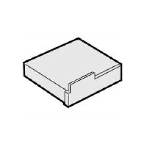 シャープ サイクロンクリーナー用 フィルター(脱臭フィルター付き)(217 213 0063)[SHARP 純正 正規品 交換 部品 パーツ  新品 新しい フィルター]※取寄せ品
