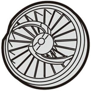 《セール期間クーポン配布!》シャープ 掃除機用 HEPAクリーンフィルター(217 337 0442)[SHARP 純正 正規品 交換 部品 パーツ  新品 新しい フィルター]※取寄せ品