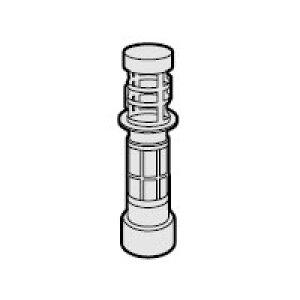 《セール期間クーポン配布!》シャープ 掃除機用 筒型フィルター(217 395 0796)[SHARP 純正 正規品 交換 部品 パーツ  新品 新しい フィルター]※取寄せ品