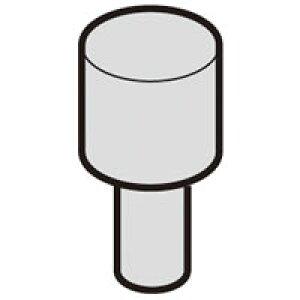 《セール期間クーポン配布!》シャープ 掃除機用 筒型フィルター(下)(217 407 0041)[SHARP 純正 正規品 交換 部品 パーツ  新品 新しい フィルター]※取寄せ品