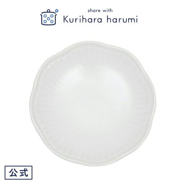 【ギフト包装可】食器 ミニフラワープレート アネモネ 白/栗原はるみ