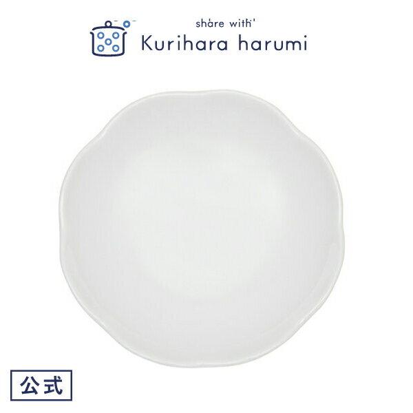 【ギフト包装可】食器 ミニフラワープレート コスモス 白/栗原はるみ