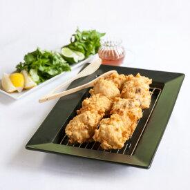 【ギフト包装可】食器 水切り付リムトレー 黒/栗原はるみ