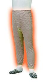 吸湿発熱繊維保温パンツ 紳士用 2サイズ【すぐ使えるクーポン進呈中】一度はいたら手放せない!あったか吸湿発熱繊維のズボン下!7906 7907 7908 7909 薄くて軽い 発熱 断熱 保温性 防寒対策 野外作業 部屋着