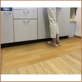 【ランキング1位獲得】 キッチンフロアマット(プチリフォームマットシリーズ) 60×90cm【300円OFFクーポン配布中】送料無料 キッチンをいつも清潔に♪ キッチン用マット マット