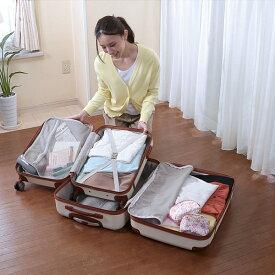 旅行鞄大小セット【300円OFFクーポン配布中】大サイズに小サイズがずっぽり収まるのでとっても便利です! 7128 7129 スーツケース バッグ 男女兼用バッグ キャリーバッグ 旅行かばん 折り畳み 旅行かばん 旅行鞄 キャリーバッグ スーツケース
