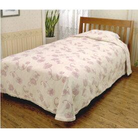 【ランキング1位獲得】イタリア製フラワーデザインベッドスプレッド ダブル 240×280cm GAIA 寝具 寝具カバー シーツ 掛け布団カバー愛らしいビオラの花のデザインで寝室が優しい雰囲気に華やぎます♪ 1796 1799ベッドカバー ベッドスプレッド ソファーカバー ラグ マ