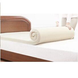 <ジャパンスリーパー>日本製形状記憶マットレス セミダブル インテリア・寝具・収納 寝具 マットレスFL-1100 マットレス 形状記憶 寝具 フィット