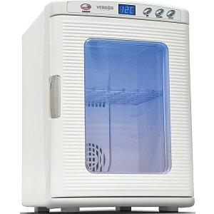 家電 キッチン家電 冷蔵庫・冷凍庫 ポータブル冷蔵庫・冷凍庫 2電源式 25リットルポータブル冷温庫 ホワイトFL-1344 保冷 保温 ポータブル 大容量 オールシーズン