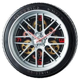 Gear Clock Aタイプ 置き時計・掛け時計 掛け時計50306 時計 クロック とけい ディスプレイ 壁掛け お洒落 インテリア ギア スケルトン Clock 機能性 モダン 贈り物 歯車 テレワーク リモートワーク ステイホーム 在宅
