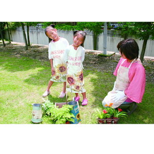 ガーデニング・農業 ガーデンウェア ガーデンエプロン ガーデンエプロン Bタイプ82382 エプロン 子供 大人 可愛い ガーデニング 庭 ガーデン お洒落 雑貨 衣服