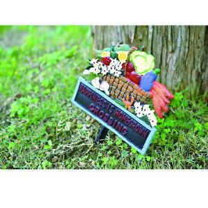 エクステリア・ガーデンファニチャー ガーデンオーナメント・置物 ガーデンスティック Cタイプ85245 ガーデンスティック 温度計 アンティーク ガーデン ガーデニング 庭 イングリッシュガー