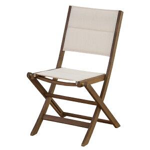 アウトドア 椅子・テーブル・レジャーシート 椅子・テーブルセット マリーノ チェアNX-911 折りたたみ アカシア 山 海 ベランダ