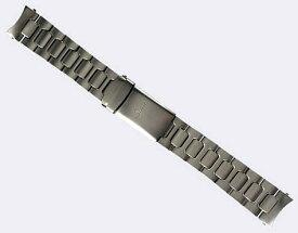 【SINN】 ジン 腕時計 ブレスレット 756,856用 (20mm) 純正ステンレススチール 時計バンド 時計ベルト フード付き ブレスレット SS テギメント 北は北海道、南は沖縄まで全国送料0円 送料無料でお届けします。