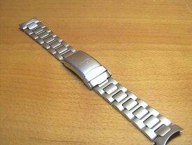 ジン 純正 腕時計 ブレスレット 256,356,556はサテン仕上げ,656,EZM2,EZM3用 (20mm) 純正 ステンレススチール 時計バンド ベルト フード付きブレスレット SSマット北は北海道、南は沖縄まで全国送料0円 送料無料でお届けします。