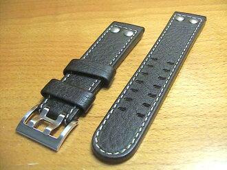 漢密爾頓卡其養護更換帶皮帶 21 毫米手錶看帶手錶帶 H600775109