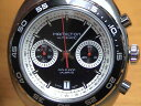 ハミルトン 腕時計 HAMILTON Pan Europ パンユーロ H35756735 ブラック文字盤 ブラックカーフストラップ【送料無料】