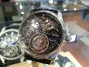 メモリジン 腕時計 トゥールビヨン MEMORIGIN Navigator ナビゲーター マニュファクチュール トゥールビヨン MO1006SSBKBKB