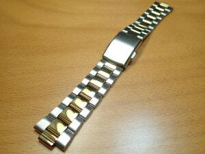 19mm時計バンド(腕時計)ベルト19ミリ ステンレススチール ブレスレット メタル バンド ベルト 時計ベルト・バンド バネ棒 サービス付き 19mm