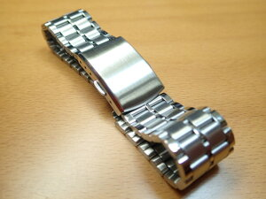 20mm時計バンド(腕時計)ベルト20ミリ ステンレススチール ブレスレット メタル バンド ベルト 時計ベルト・バンド バネ棒 サービス付き 20mm 時計ベルト 525円で販売していますバネ棒をサービ
