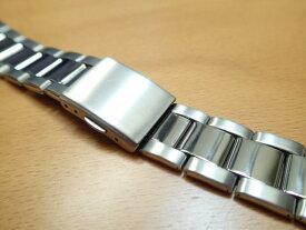 20mm時計バンド(腕時計)ベルト20ミリ チタン ブレスレット メタル バンド ベルト 時計ベルト・バンド バネ棒 サービス付き 20mm 時計ベルト 525円で販売していますバネ棒をサービスでお付けします。