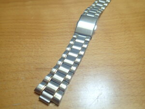 凹凸対応 20mm時計バンド(腕時計)ベルト20ミリ ステンレススチール ブレスレット メタル バンド ベルト 時計ベルト・バンド バネ棒 サービス付き 20mm 時計ベルト 525円で販売していますバネ棒