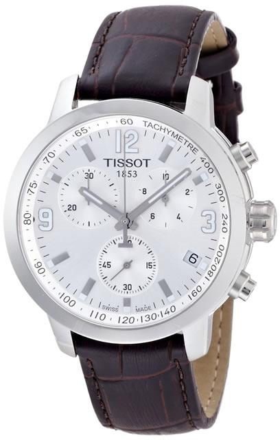 ティソ TISSOT 腕時計 PRC200 Chronograph(ピーアールシー200 クロノグラフ)T0554171603700 分割払いもOKです