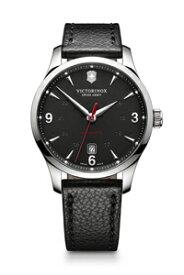 ビクトリノックス 腕時計 Alliance アライアンス メカニカル(自動巻き)レザーストラップ 241668