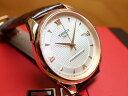 ティソ 腕時計 TISSOT Vintage Automatic ( ティソ ヴィンテージ パワーマテック80 ) K18 ピンクゴールド 自動巻きデイト パワーリザー…