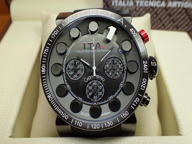I.T.A アイティーエー 腕時計 Gran Premio グラン プレミオ 正規商品 Ref.18.01.03