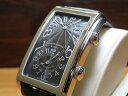 クエルボイソブリノス 腕時計 プロミネンテ デュアルタイム デイデイト 正規商品 Ref.1112-1GG 【クエルボ・イ・ソブリノス】