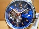 オリエントORIENT 腕時計 ORIENTSTAR オリエントスター プレステージショップ限定モデル セミスケルトン 機械式 自動巻き (手巻き付き)…