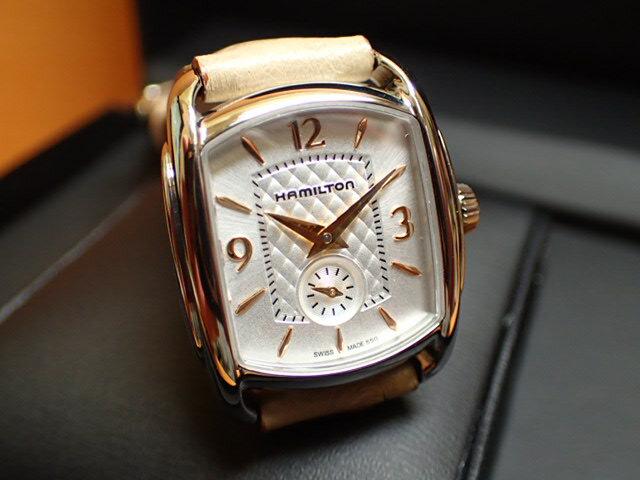 ハミルトン 腕時計 HAMILTON Bagley バグリー レディース H12351855 【正規輸入品】