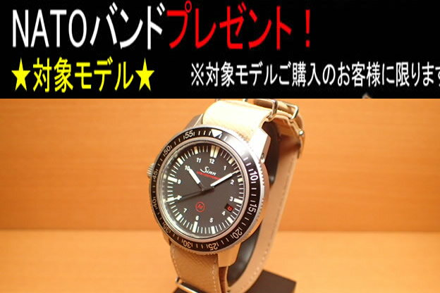 ジン 腕時計 Sinn 603 EZM3