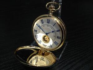 Rapport ラポート 懐中時計 ポケットウォッチ 両開き手巻き式 オープンハート PW98 正規輸入品1898年イギリスのロンドンに誕生した老舗ブランドRapport ラポート ポケットウォッチ 懐中時計です