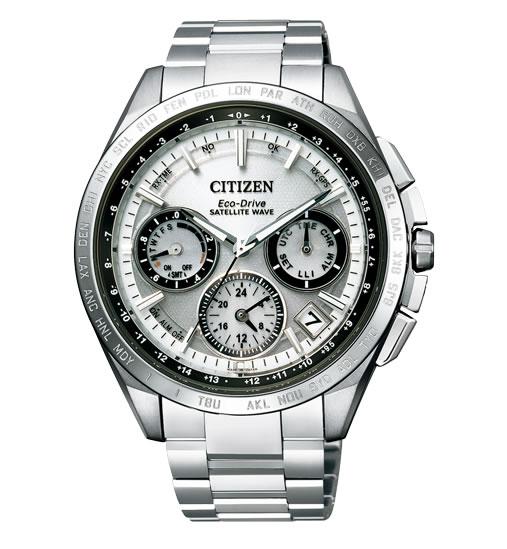 ラグビー日本代表公認モデル CITIZEN シチズン ATTESA アテッサ エコドライブ GPS衛星電波時計 腕時計 メンズ CC9010-66A