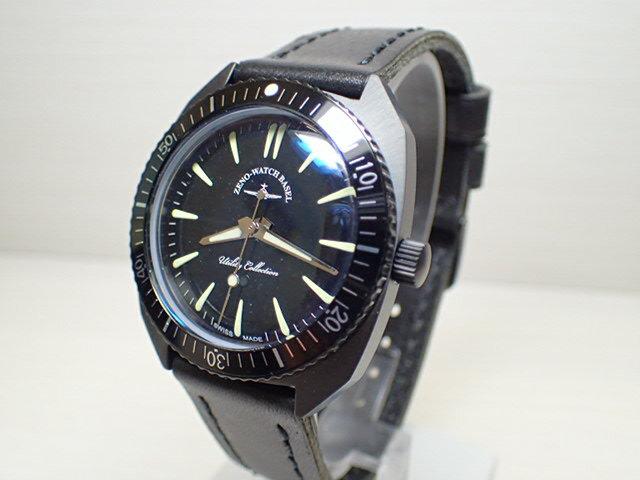ZENO-WATCH ゼノウォッチバーゼル 腕時計 QUARTZ シリーズ ZN-102-BB-LE優美堂のゼノウォッチ 腕時計はメーカー保証1年の正規商品です