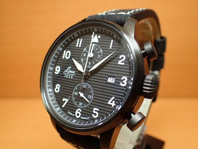 ラコ 腕時計 Laco 861975 Lausanne ローザンヌ クォーツ(電池式) 42mm優美堂のLaco ラコ腕時計はメーカー保証2年つきの正規販売店商品です