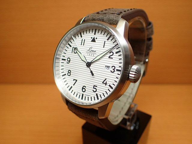 ラコ 腕時計 Laco 861971 Basel バーゼル クォーツ(電池式) 42mm優美堂のLaco ラコ腕時計はメーカー保証2年つきの正規販売店商品です