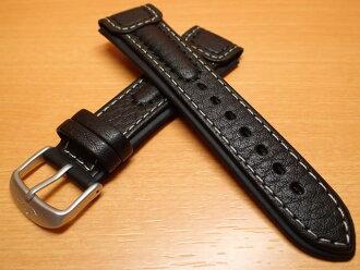 金手錶新芬党真正帶皮帶 144,157,EZM4 (20 mm) & (22 毫米) 為 142 皮革小牛皮革錶帶 SS 馬特-扣全國航運可用 180 日元。 為手腕上的手錶手錶皮帶手錶帶