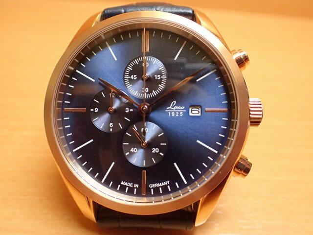 ラコ 腕時計 Laco 861904 Miami マイアミ クロノグラフ クォーツ(電池式) 42mm優美堂のLaco ラコ腕時計はメーカー保証2年つきの正規販売店商品です。