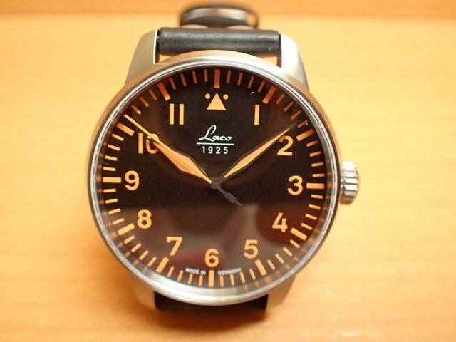 ラコ 腕時計 Laco 861965 Napoli ナポリ 42mm 自動巻優美堂のLaco ラコ腕時計はメーカー保証2年つきの正規販売店商品です。