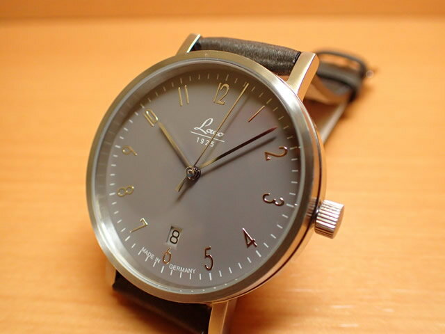 ラコ Laco 862065 Chemnitz ケムニッツ38mm 自動巻き優美堂のLaco ラコ腕時計はメーカー保証2年つきの正規販売店商品です。