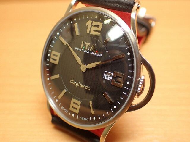 I.T.A アイティーエー 腕時計 Gagliardo ガリアルド クォーツ 正規商品 Ref.23.00.04
